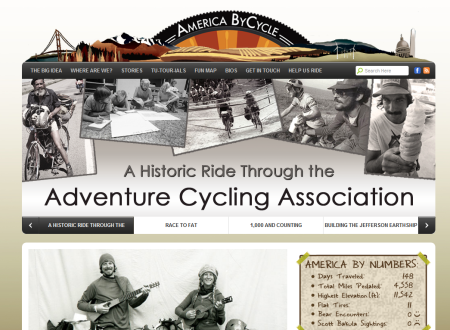 Get Geared up to Cycle Across America